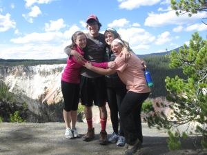 My community in Yellowstone
